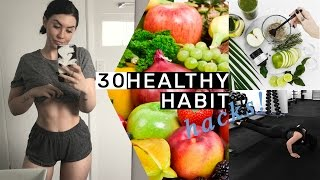 One of Rachel Aust's most viewed videos: 30 Healthy Habit Hacks You Need To Know!