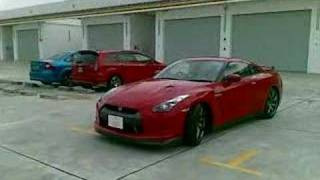 The RED Nissan GT-R in SIngapore - SG CarMart