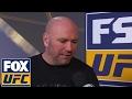 Dana White expresses frustration in Khabib Nurmagomedov   UFC ON FOX