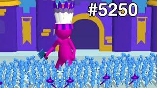 Join Clash 3D - Gameplay #5250 level Boss Fight screenshot 4