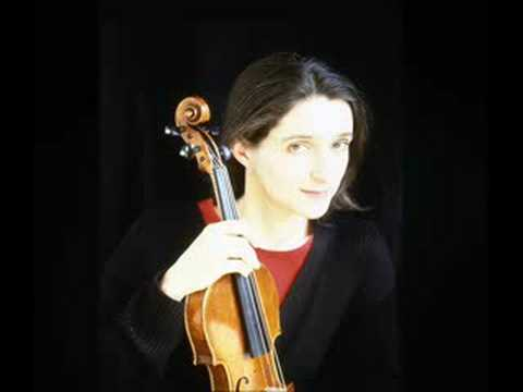 Michelle Makarski plays Reger Chaconne in A min Op91 (1/2)