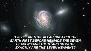 CRAZY MUSLIM BELIEFS : COSMOLOGY