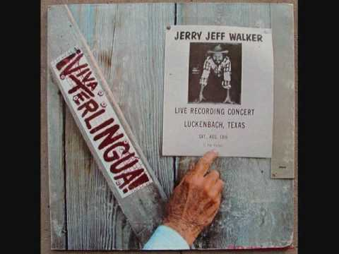 London Homesick Blues - Jerry Jeff Walker