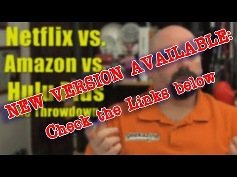Netflix, Amazon and Hulu Comparison: The Ultimate Throwdown