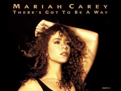 Mariah Carey - There's Got To Be A Way (12