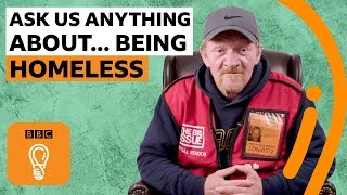 What is it like to be homeless? | BBC Ideas
