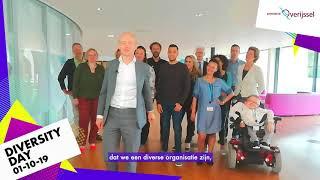 Provincie Overijssel - Diversity Day: 1 oktober 2019
