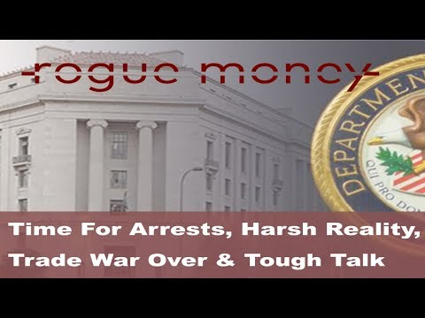 Rogue Mornings - Time For Arrests, Harsh Reality, Trade War Over? & Pompeo Tough Talk (5/22/2018)