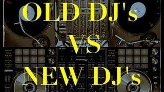 Old DJ