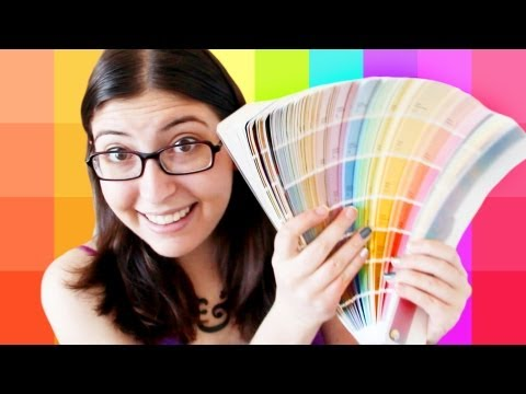Let's Talk Color Names