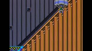 Arcade Bionic Commando (1-loop, 1cc) speedrun in 5:43