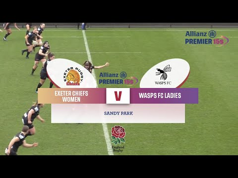 Wasps edge past Exeter Chiefs at Sandy Park | Round 6 highlights.