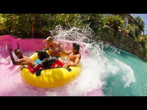Bali Water Park | Waterbom Bali | Four Seasons Bali at Jimbaran Bay