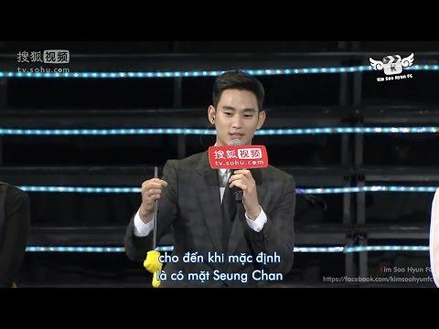 [Vietsub] Producers FM Shanghai 29.08.2015 - Talkshow Cut