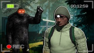 Bigfoot Breaks Into Our Camp and Attacks Us! - Bigfoot 3.0 Multiplayer Gameplay