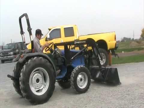 Farmtrac 300 DTC