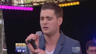 Michael Buble Crazy Love Live In Peakhurst Sydney
