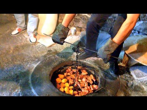Armenian Lavash & Tonir BBQ | HD