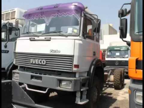 معرض بيرفكت للشاحنات والمعدات الثقيلة Youtube