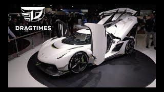 Обзор Koenigsegg Jesko за 3 млн €