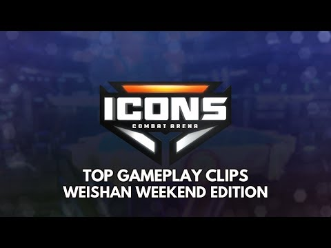 Icons: Combat Arena  Top Gameplay Clips #6  Weishan Weekend Edition