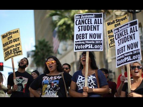 U.S. To Forgive $108 Billion In Student Debt