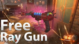 How To Get a Free Ray Gun in Shadows of Evil! (Call of Duty: Black Ops 3 Zombies)