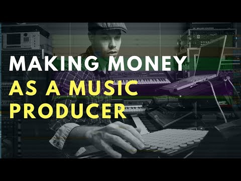 Making Money as a Music Producer in 2018 | Beat Academy