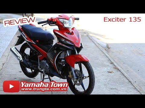 Yamaha ExciterR 2014 - Review tổng quan