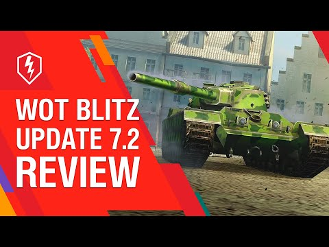 WoT Blitz. New Tanks, Rewards, and Lots of Fun! Coming Soon from YouTube · Duration:  58 seconds