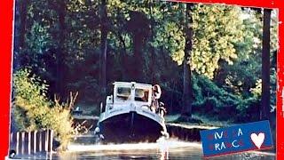 Mit dem Hausboot auf der Saone oder leben wie Gott in Frankreich