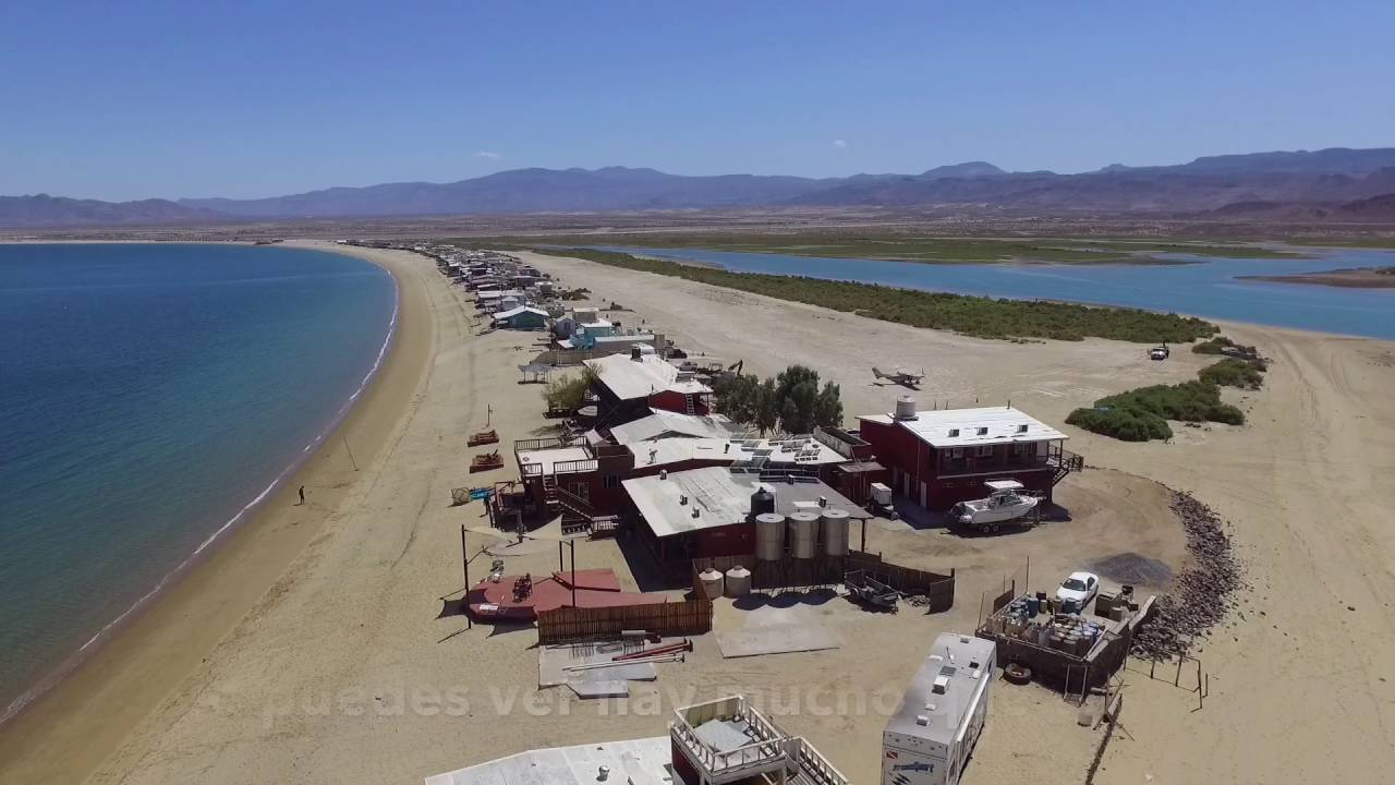 The San Felipe Corridor In Baja California Mexico Youtube
