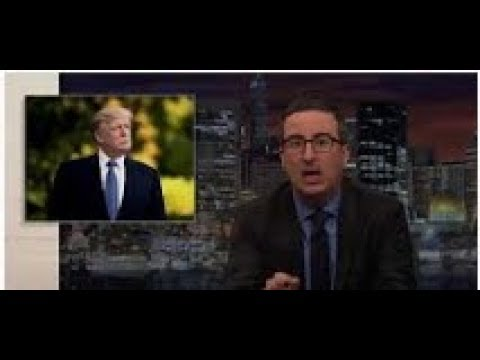 Trump's PUERTO RICO  Oct 1, 2017 Last Week Tonight with John Oliver HBO
