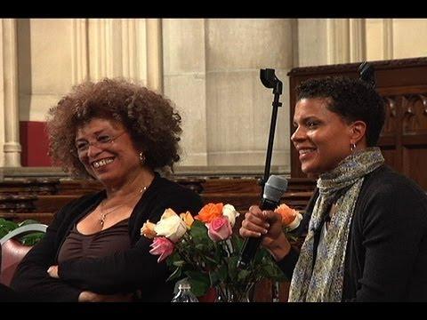 Angela Davis and Michelle Alexander - End Mass Incarceration - Riverside Church - September 14, 2012
