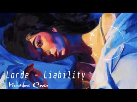 [Music box Cover] Lorde - Liability