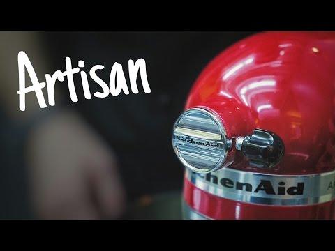 🌏 Планетарный миксер KitchenAid Artisan - опыт использования 👌