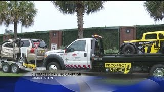 AAA Carolinas announces new campaign targeting distracted drivers