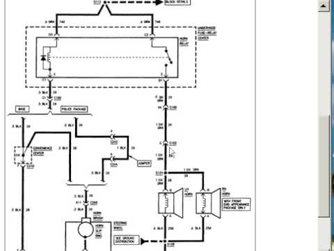 wiring diagram how to video  automotive hazard switch wiring diagram free download #3