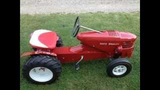 David Bradley Pedal Tractor Build