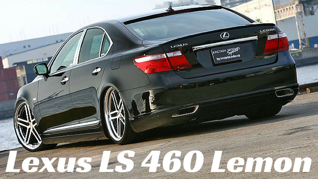 My Lexus LS 460 Lemon... Car shopping continues - YouTube