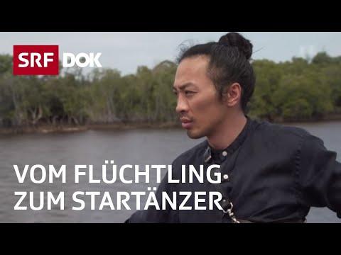 Flüchtlingskind aus Basel wird Tänzer in Hollywood | Boat-People aus Vietnam | Reportage | SRF DOK