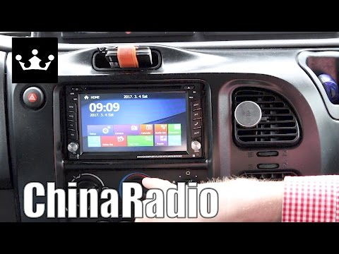 🔴 CHINA AUTO RADIO TEST /Review Deutsch Kaufempfehlung 2018
