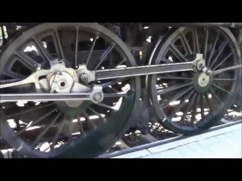 Steam Locomotive 'Ukko-Pekka' Hr1 No. 1009