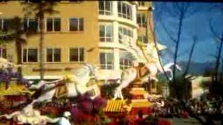 2014 ROSE PARADE:  EXTRAORDINAIRE TROPHY BY SINGPOLI