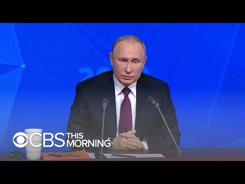 Putin backs Trump decision to withdraw U.S. troops from Syria