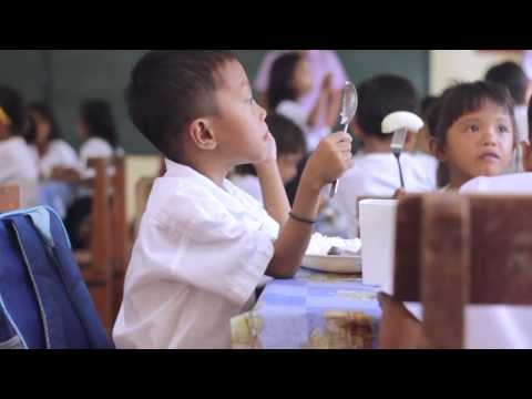 Jollibee Group Foundation: Food Aid and School feeding program