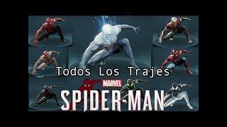Como Conseguir todos los trajes Marvel's Spider-Man