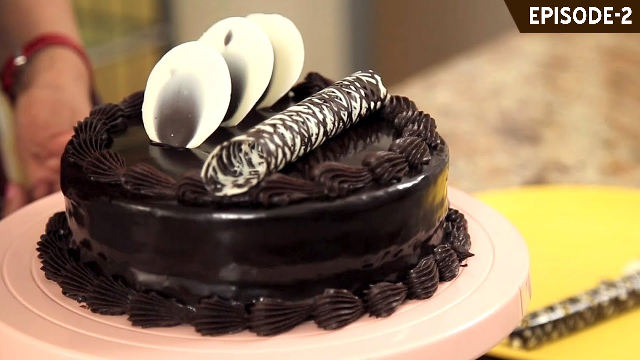 Quick And Easy Eggless Chocolate Cake Recipe