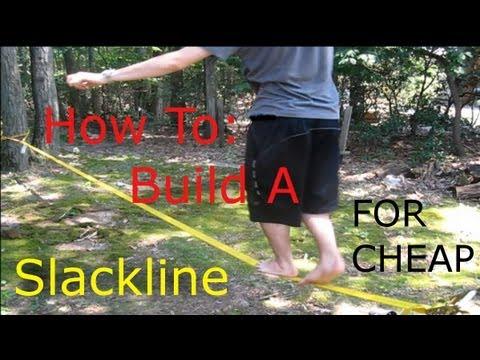 videos de slackline para