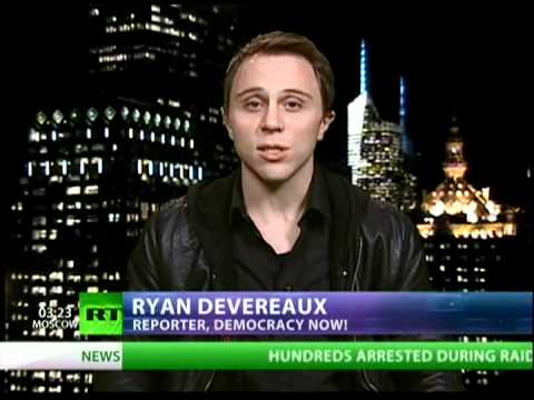 OWS Goes After Democrats